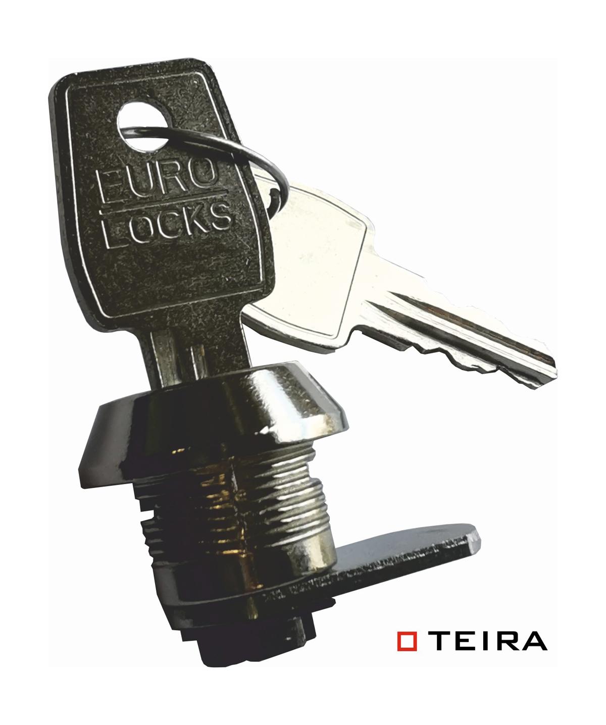 Zamek z kluczami kod 9301-9400