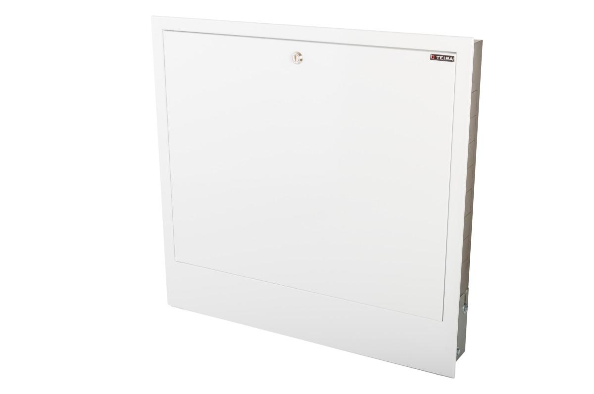 Flush-mounted cabinets